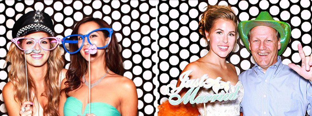 Photo booth rental Montreal - Social Photo Booth