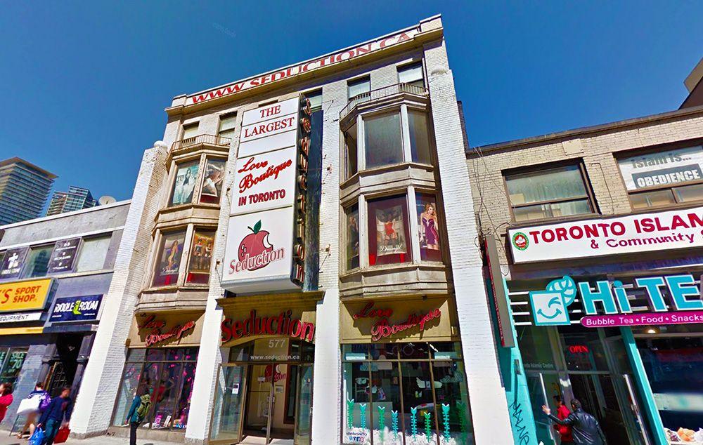 best sex shop in Toronto - seduction